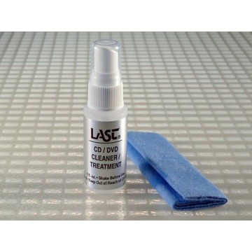 The Last Factorv CD/DVD Cleaner Treatment - 1 oz