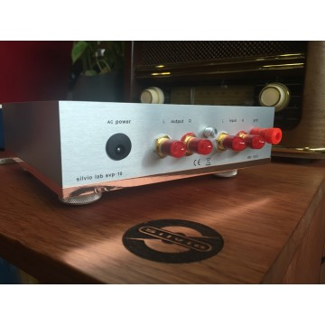 Silvio Lab SVP-10 MC/MM PHONO AMPLIFIER