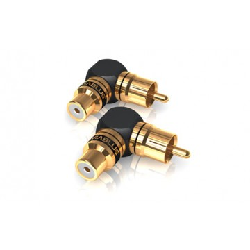ViaBlue XS CINCHADAPTER 90° S  (2 Pieces)