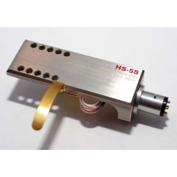 Yamamoto Sound Craft HS-5S Titanium head shell (with 6N copper lead)
